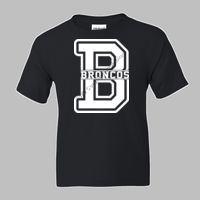 8000B Youth DryBlend™ 50/50 T-Shirts Thumbnail
